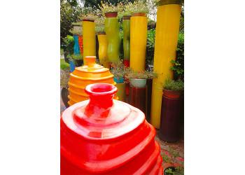 Pots in Tao Hong Tai