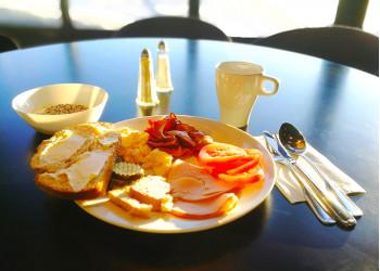 Breakfast at Hotel Södra Berget