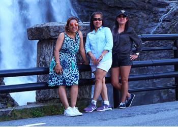 Stigforsen at Trollstigen