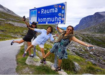 Rauma Kommune, Trollstigen
