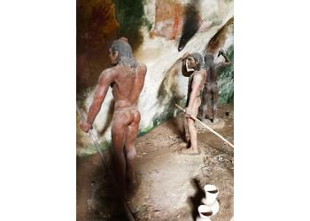 Cavemen in Krabi